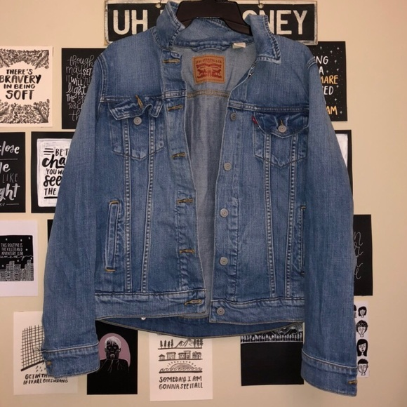 SOLD🦋 LEVI'S denim jacket